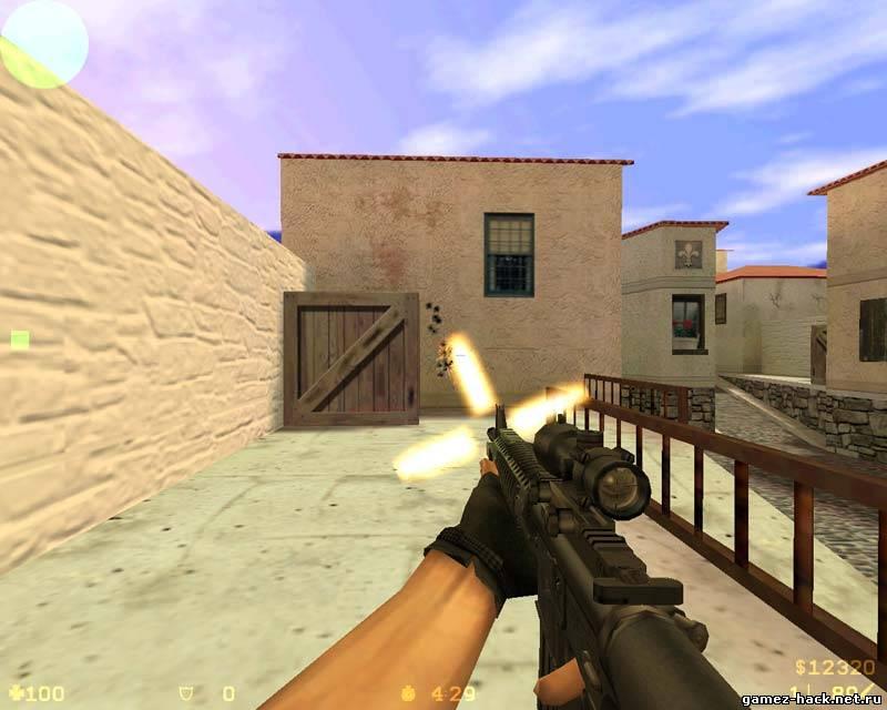 Спрайт выстрела cs 16 0wnage